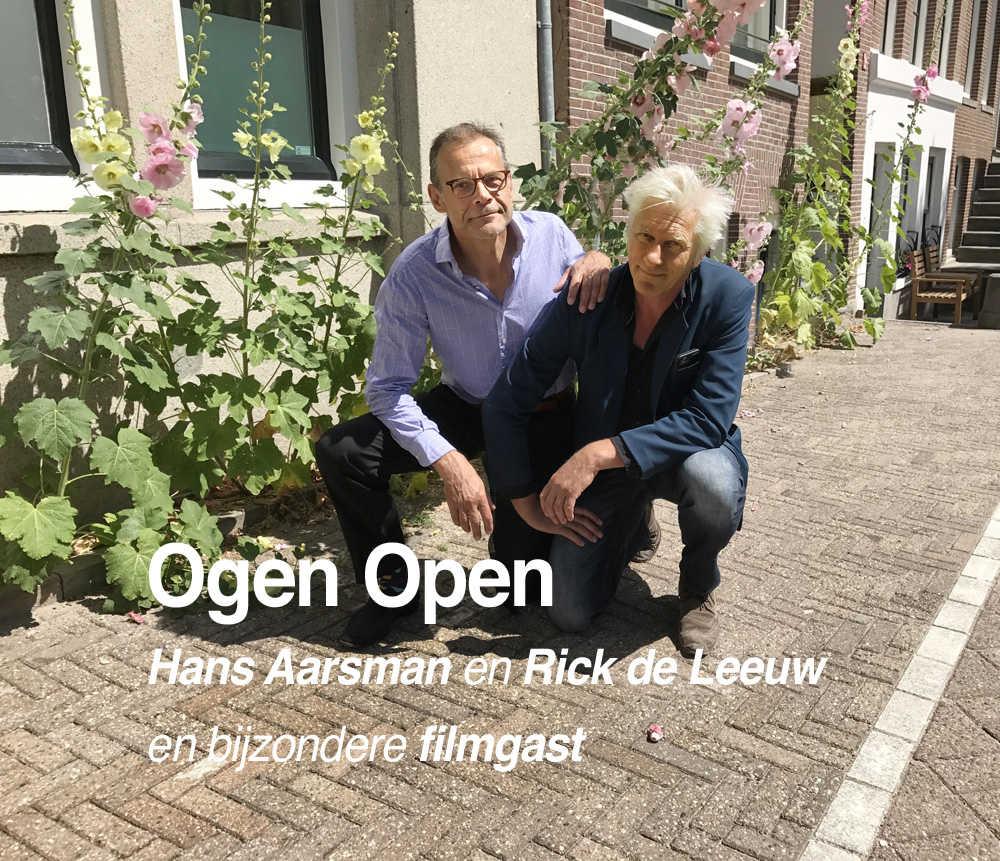 Afbeeldingsresultaat voor Hans Aarsman en Rick de Leeuw